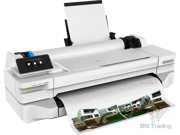 Плоттер HP 5ZY58A HP DesignJet T130 24-in Printer (A1/610 mm)
