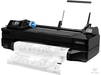 Плоттер HP CQ891C HP DesignJet T120 24-in Printer (A1/610 mm)